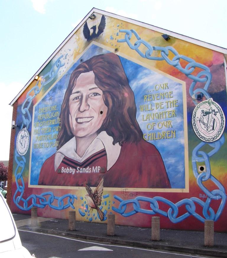 Bobby sands image 50 for Bobby sands mural falls road