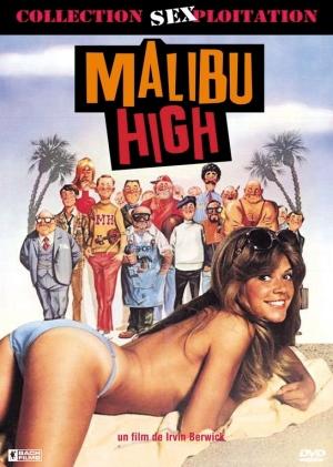 Malibu high de Irvin Berwick (éd. Bach films)
