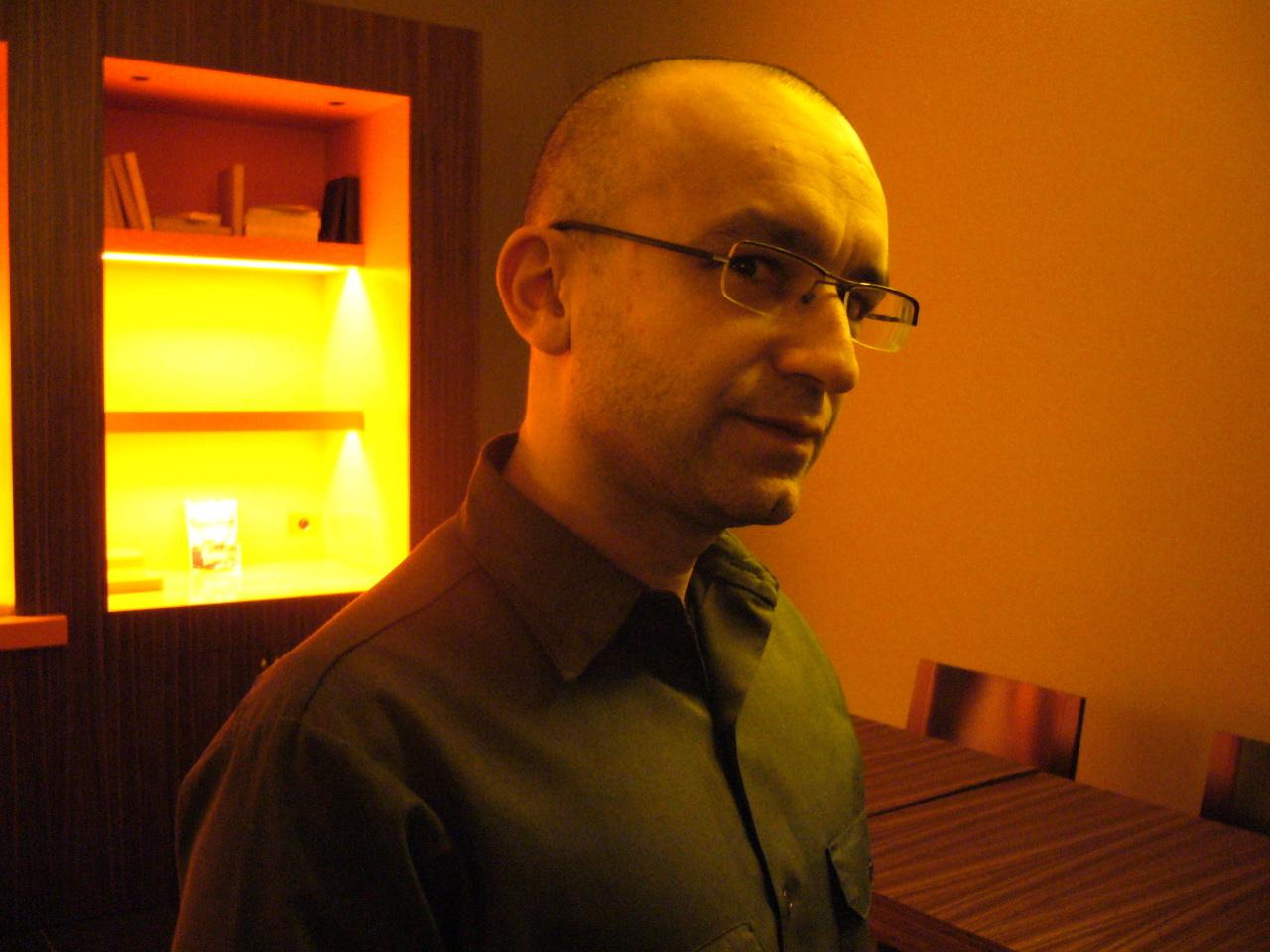 Eric Valette était à Strasbourg pour présenter son film, Une affaire d'état (sortie le 25 novembre 2009). Thriller politique autour de la françafrique, ... - eric-valette