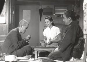 Chishû Ryû, Setsuko Hara et Chieko Higashiyama