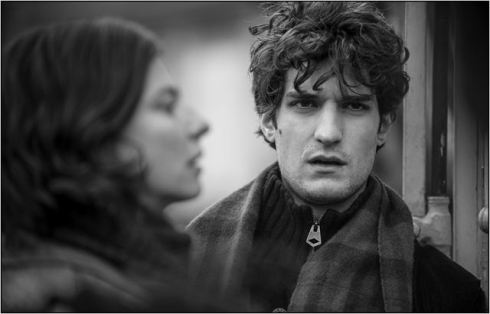 Intensité, un parfum Louiis Garrel